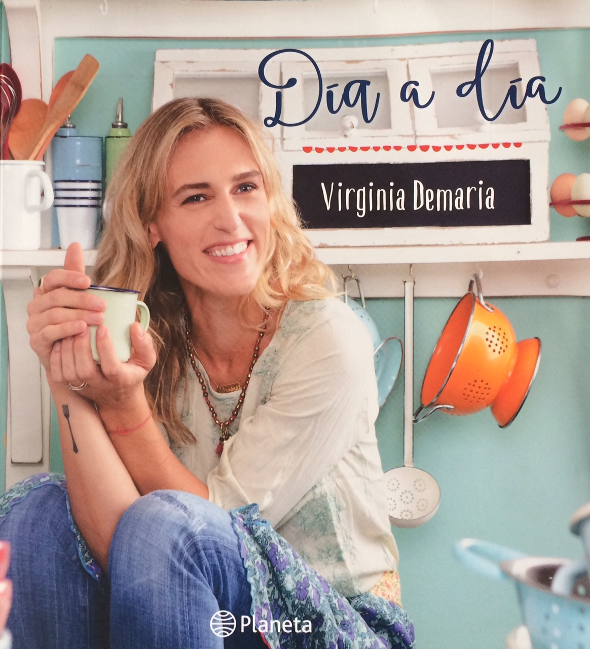 Libro Día a Dia de Virginia Demaria