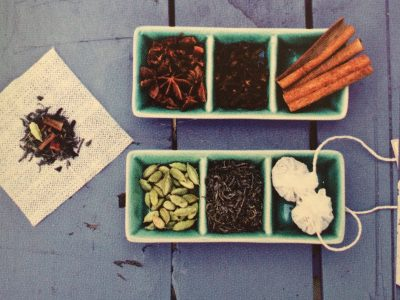 Cómo preparar té masala chai