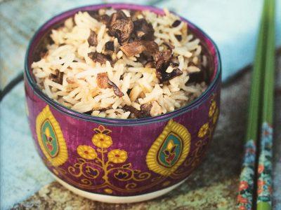 receta arroz con leche de coco