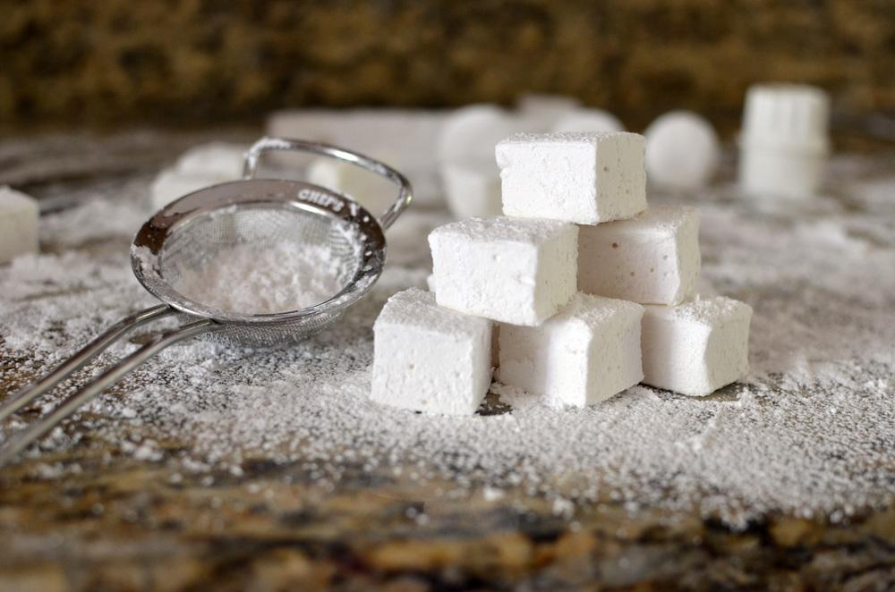 Marshmallow caseros