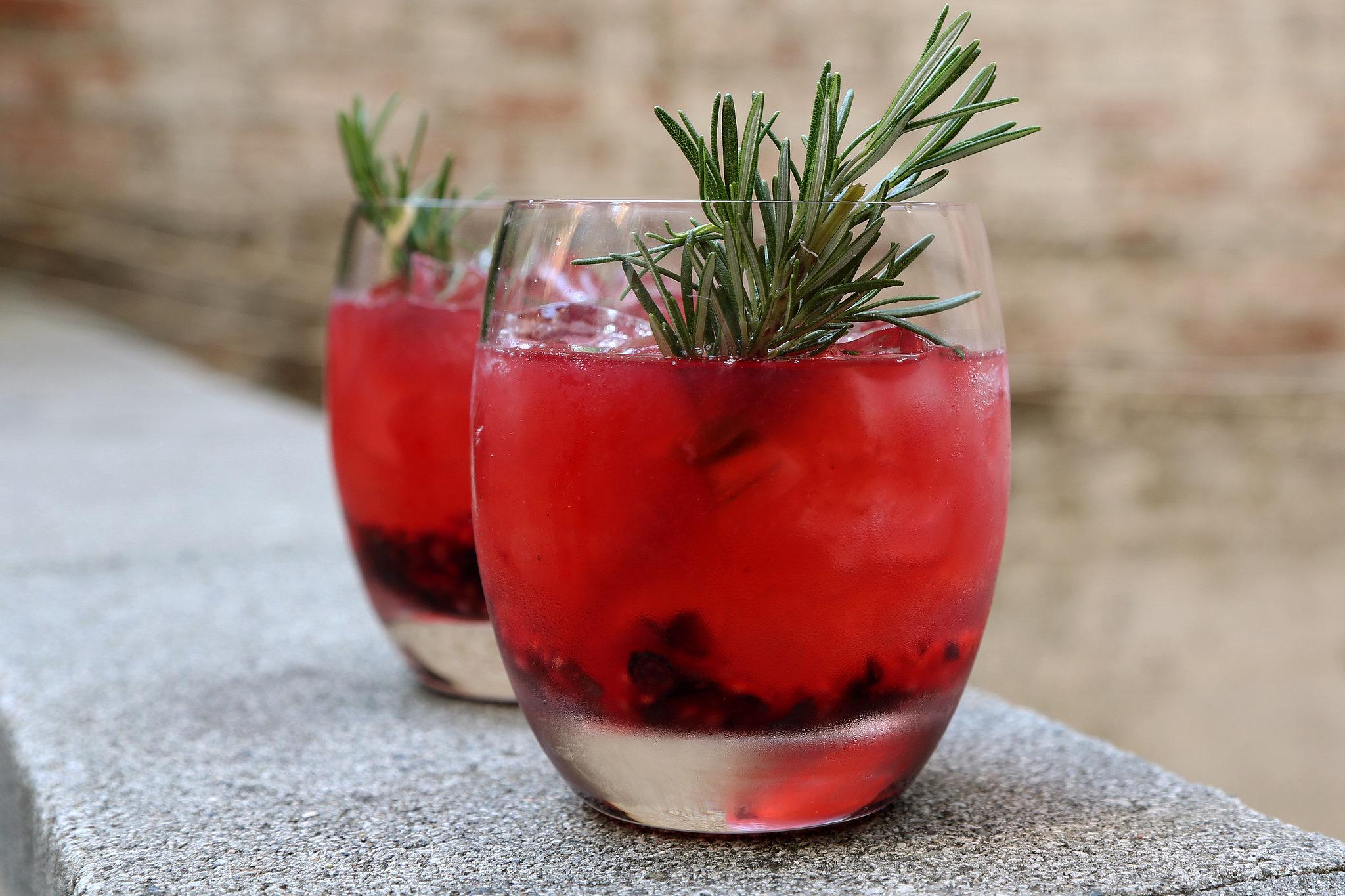 Cocktail de berries