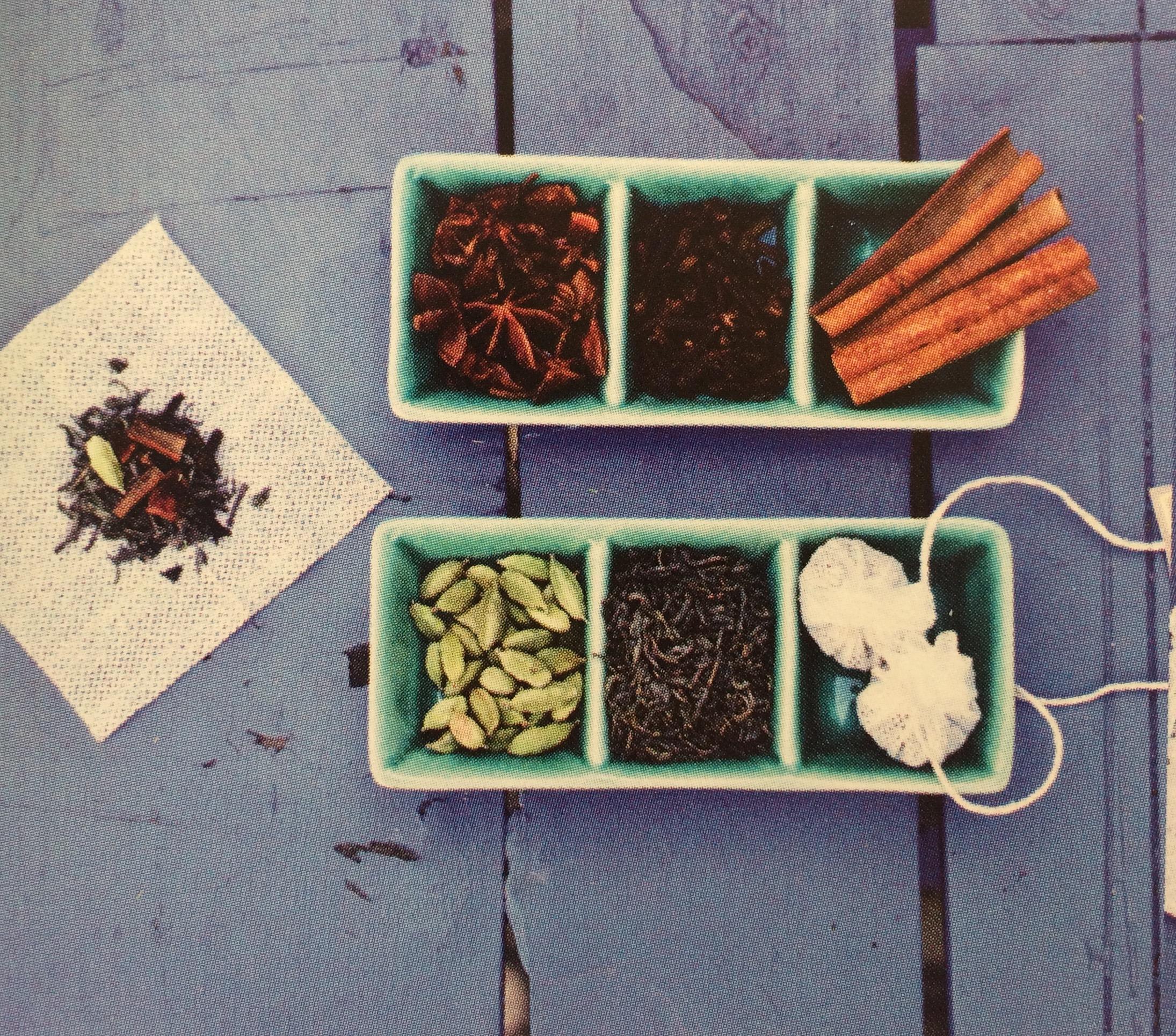 Cómo preparar té masala para regalar