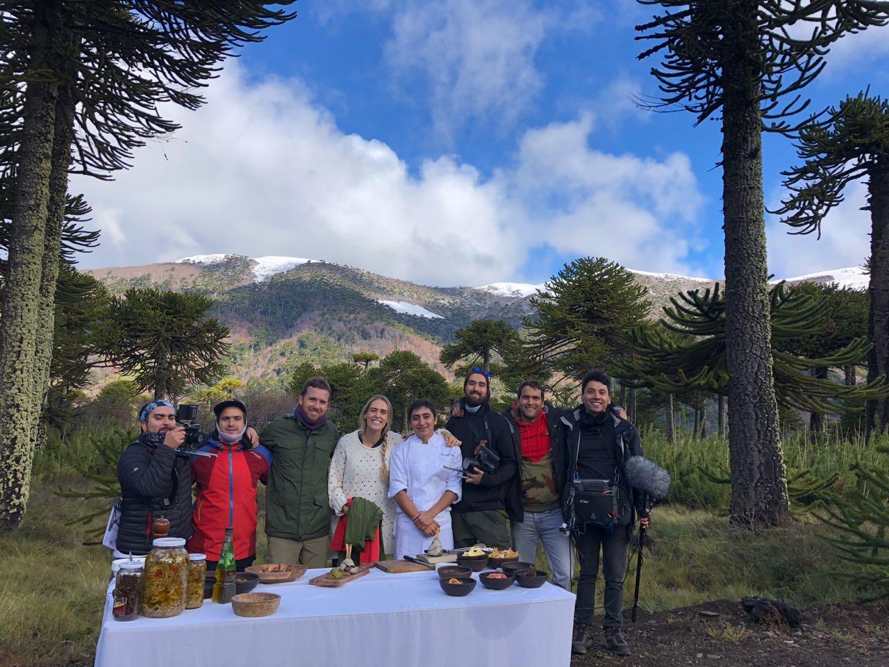Aventuras en la Araucanía